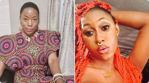 I shall not die but live - Joy Tongo reacts after Cynthia Morgan attached 'RIP' to her photo lindaikejisblog
