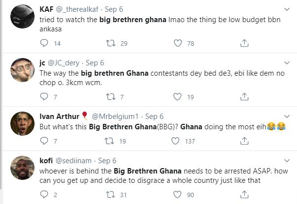 Photos from Big Brethren Ghana, Ghanas version of Big Brother causes a stir lindaikejisblog 3