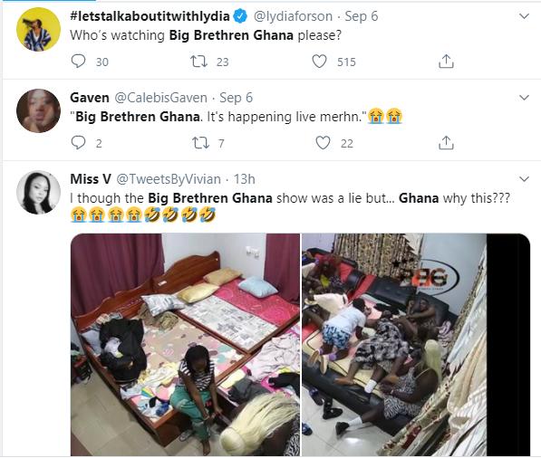 Photos from Big Brethren Ghana, Ghanas version of Big Brother causes a stir lindaikejisblog 4