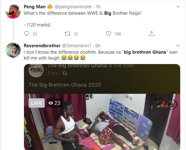 Photos from Big Brethren Ghana, Ghanas version of Big Brother causes a stir lindaikejisblog 7