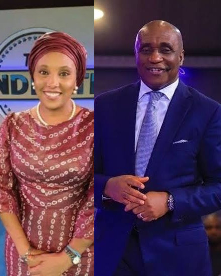 Kadaria Ahmed is blasted for criticizing Pastor Ibiyeomie but staying silent about death sentence on Kano singer
