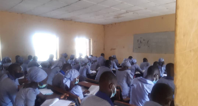 WAEC conducts exams in Chibok 6 years after abduction of schoolgirls lindaikejisblog 2