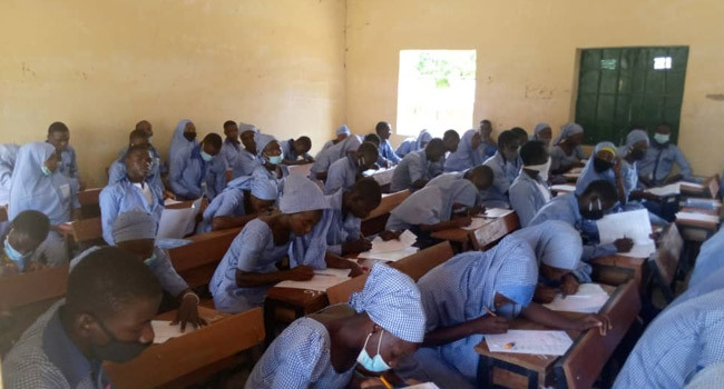WAEC conducts exams in Chibok 6 years after abduction of schoolgirls lindaikejisblog