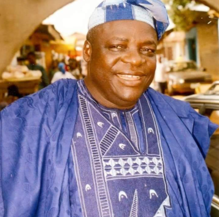 Veteran Actor, Prof. Ayobami Akinwale dies