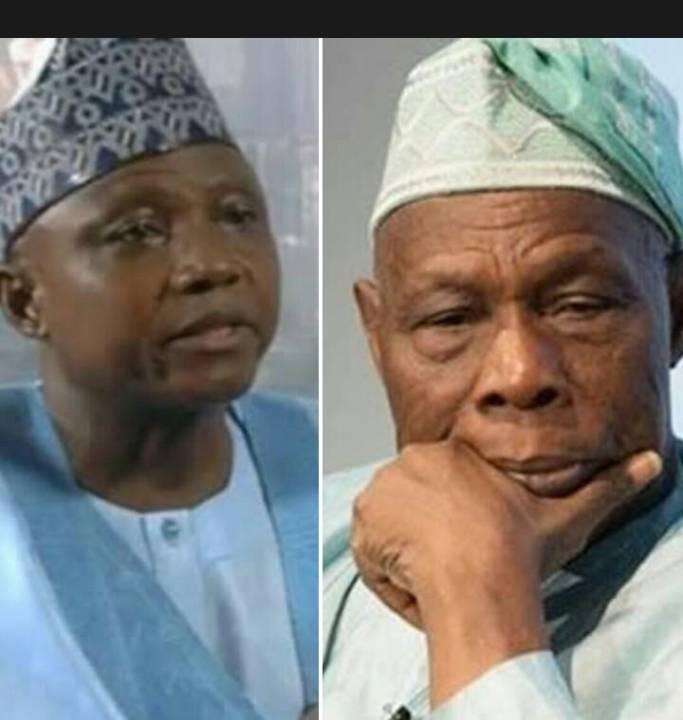 Obasanjo is Nigerias divider-in-chief - Garba Shehu lindaikejisblog