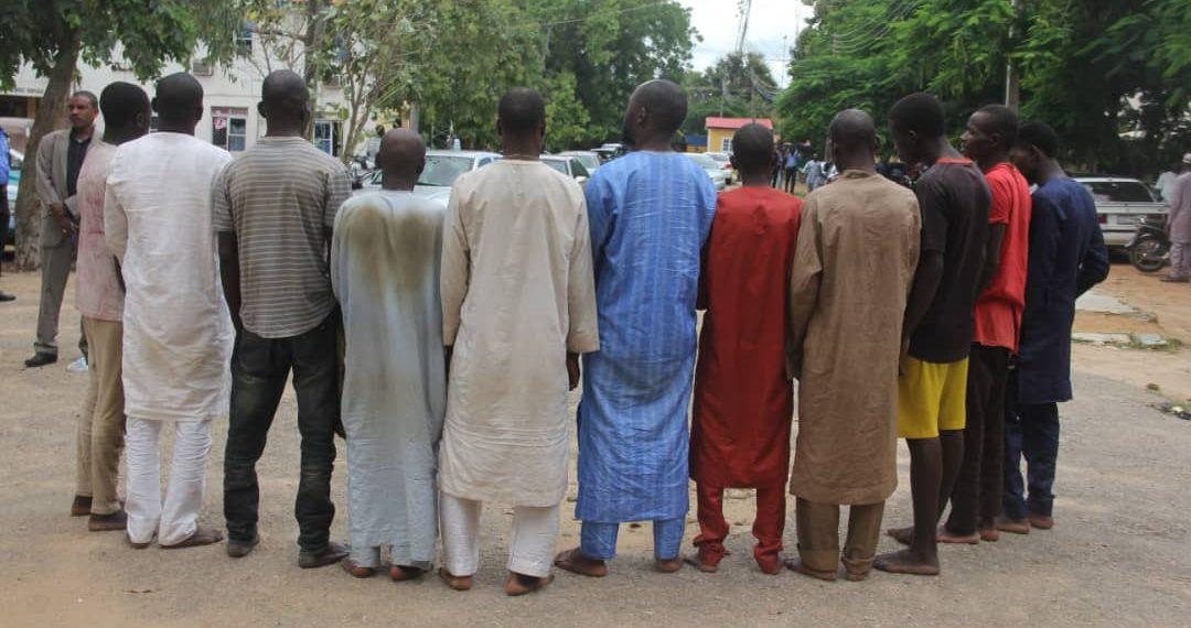Gang which kept 14-year-old girl as sex slave for a month arrested in Bauchi lindaikejisblog