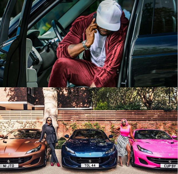 Make sure you are making money from trolling people - Peter Okoye tells keypad warriors as he reacts to Otedola buying Ferraris for his daughters lindaikejisblog