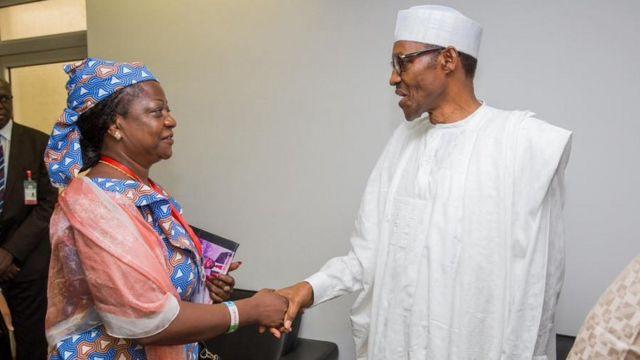 Buhari has enough enemies, stop making more for him - Lauretta Onochie tells name droppers lindaikejisblog