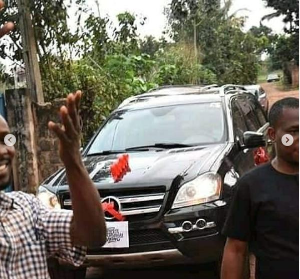 Patience Ozokwor receives car as birthday gift from her children lindaikejisblog 3