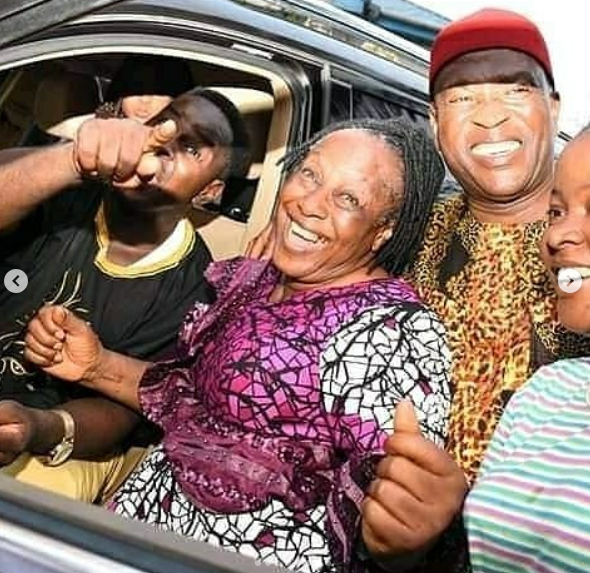 Patience Ozokwor receives car as birthday gift from her children lindaikejisblog 4