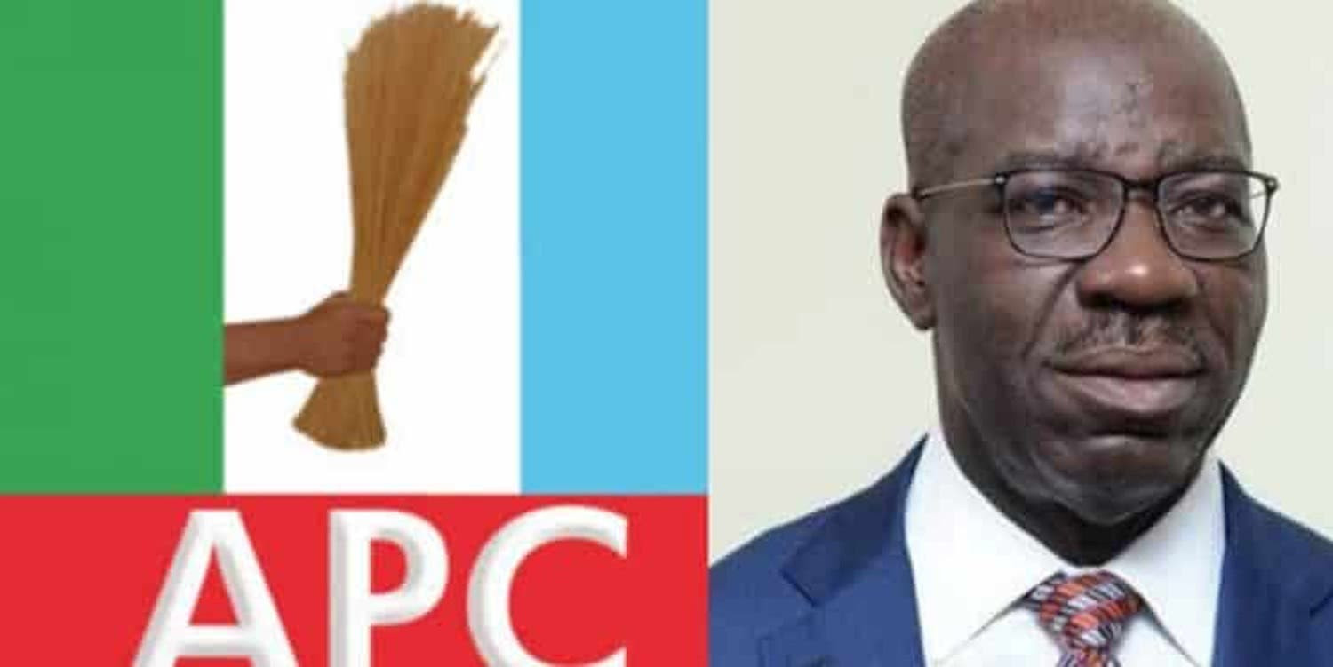 APC rejects Edo governorship election result lindaikejisblog
