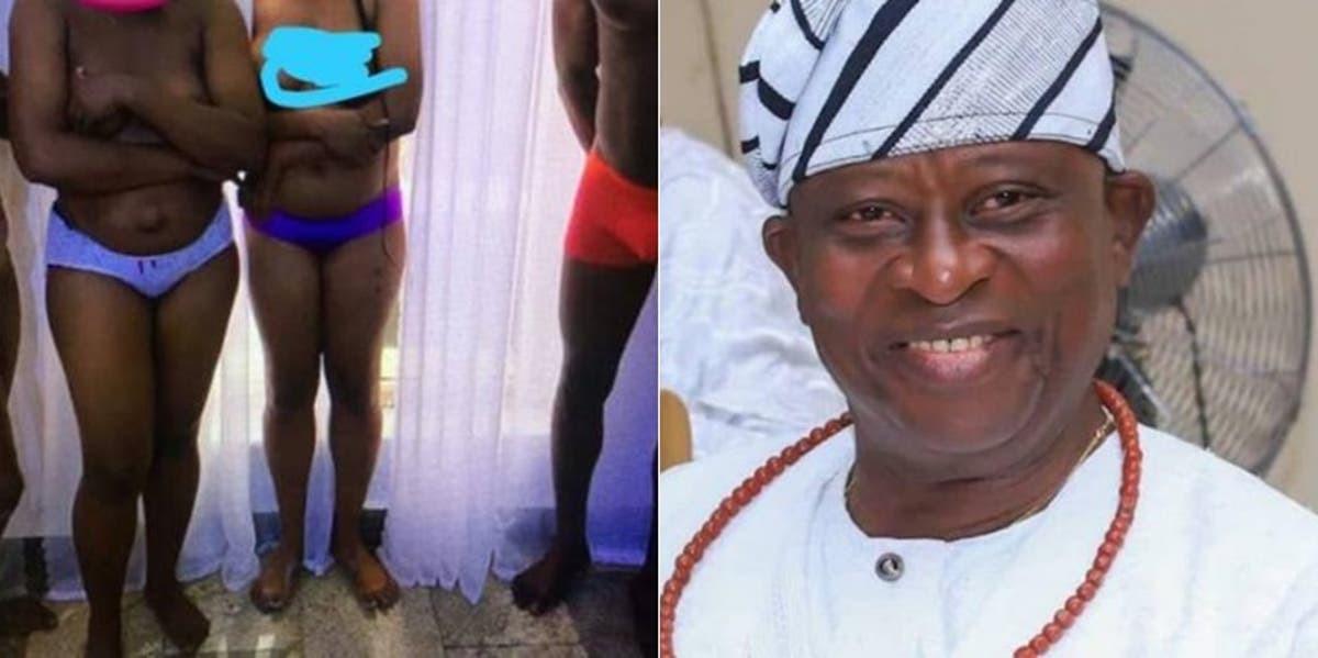 Ex-Nigerian Minister arrests hotel staff, strip them naked for allegedly stealing N5,000 lindaikejisblog