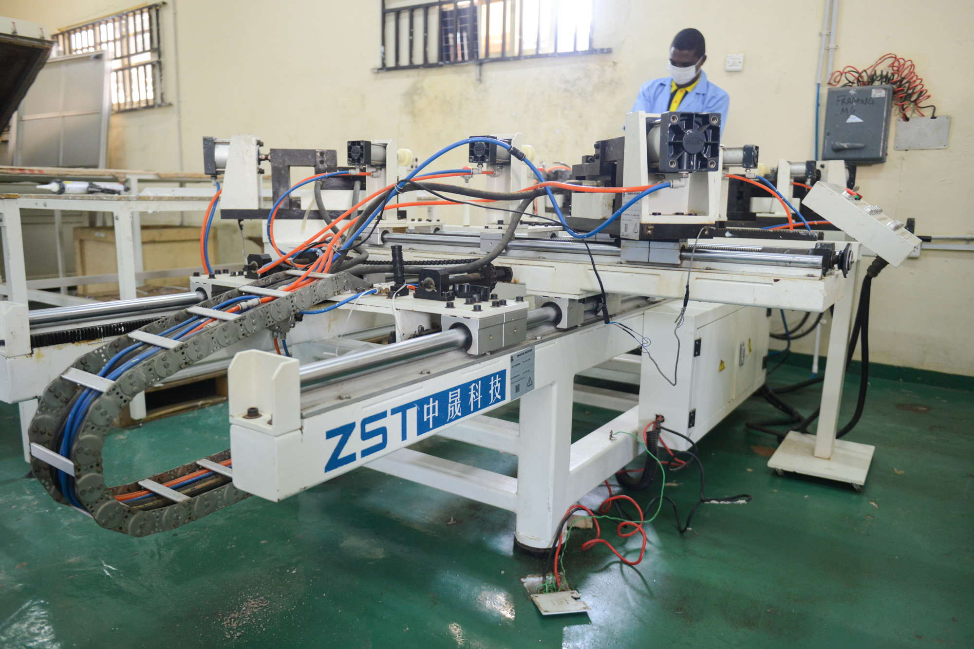 All On and Auxano Solar Nigeria Sign $1.5m Investment Deal for Solar Panel Assembly Plant Expansion lindaikejisblog8