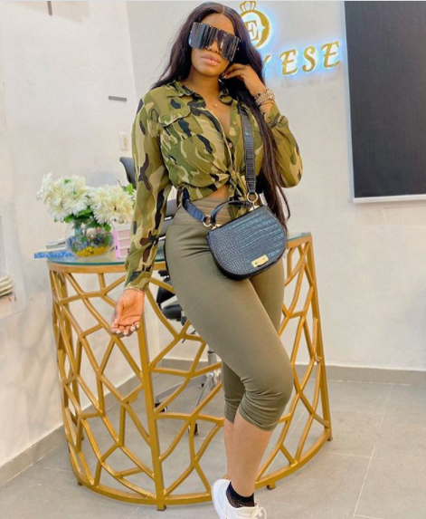 Don't let money be the reason why you are not happy, it can only solve your problem - Actress Eriata Ese lindaikejisblog