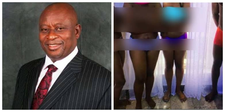 God will punish me if I was involved Ex-minister denies being involved in stripping his staff naked over missing money lindaikejisblog