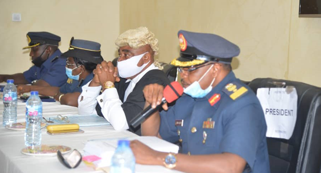Air Force officer bags 21 years imprisonment over fraud lindaikejisblog