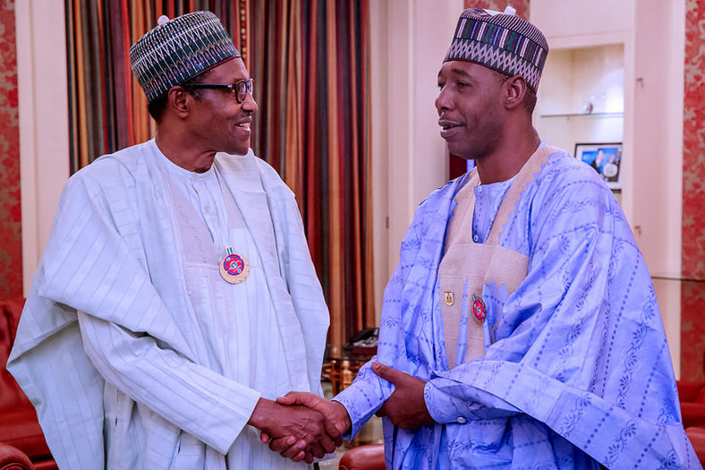 Invite Chadian army to join the fight against Boko Haram Governor Zulum begs Buhari lindaikejisblog