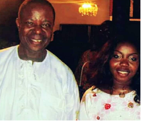 King Sunny Ade is not my sons father Raymond Dokpesis daughter, Homto lindaikejisblog