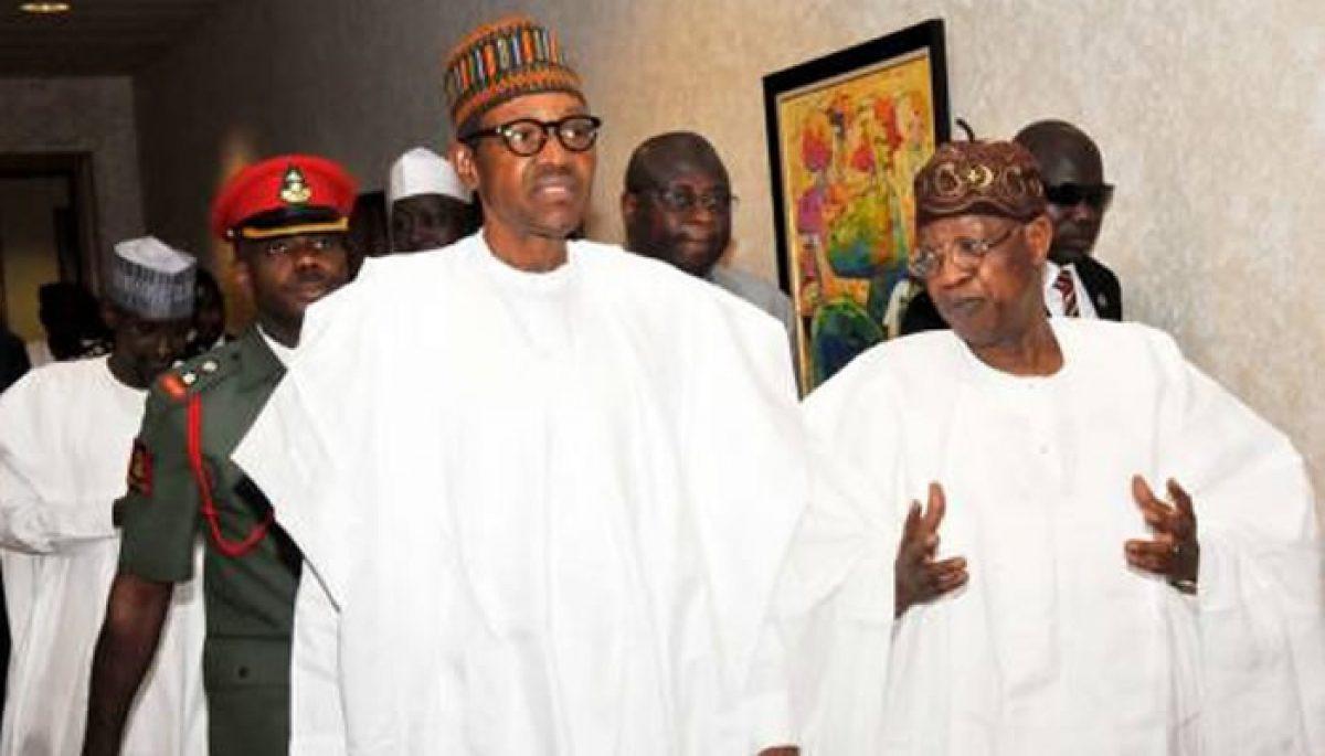 Lai Mohammed defends Buhari over fuel price comparison with Saudi Arabia lindaikejisblog