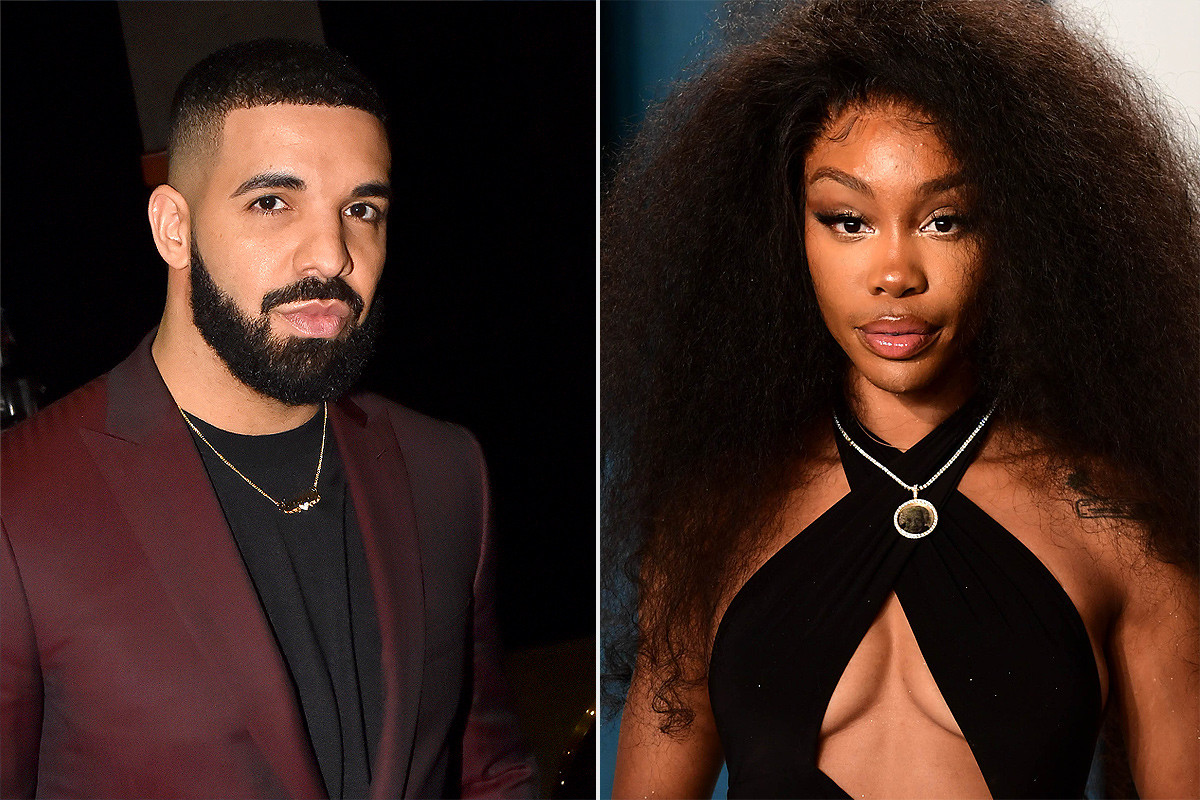 SZA confirms dating Drake in 2008 says it was 'completely innocent' lindaikejisblog