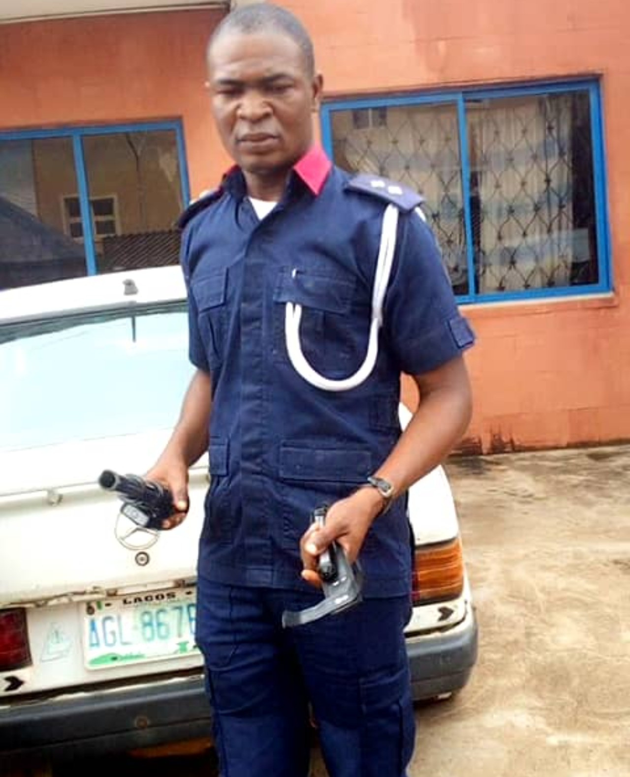 Woman allegedly loses 3-month-old pregnancy after being assaulted by NSCDC officials in Ibadan lindaikejisblog
