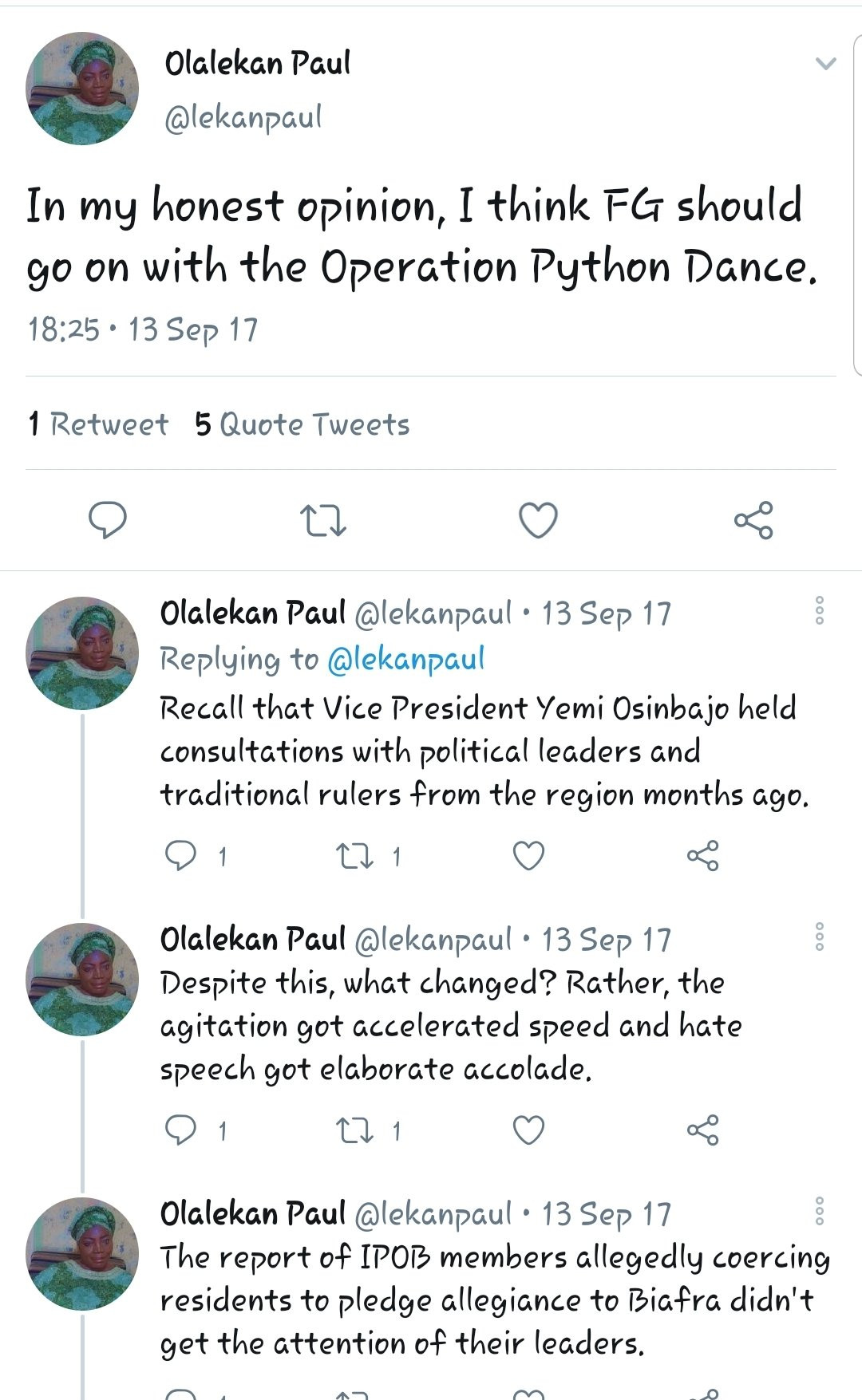 Former SARS supporter called out after crying out for help after being arrested by the police lindaikejisblog 7