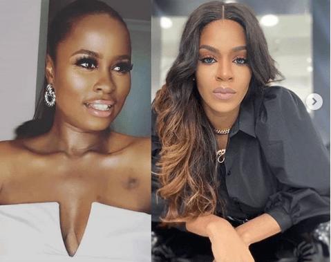 BBNaija's Venita Akpofure and Ella clash on Instagram lindaikejisblog