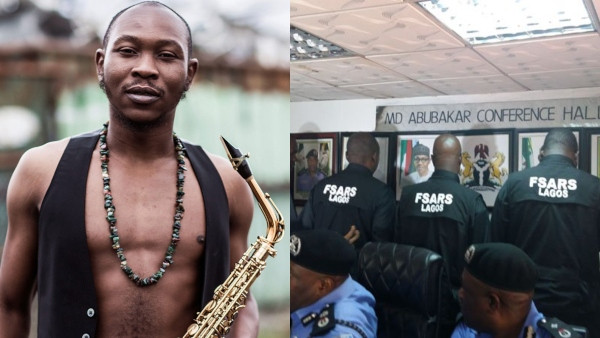 The Nigerian army and police were created to kill black people and protect Western interest - Seun Kuti speaks on #EndSARS campaign lindaikejisblog
