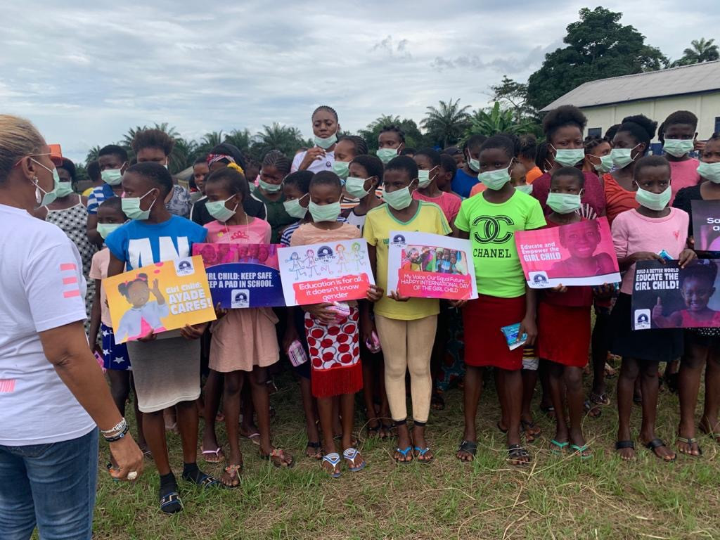 Queen Otelahu Oko reiterates Cross River State's resolve on quality Girl Child Education