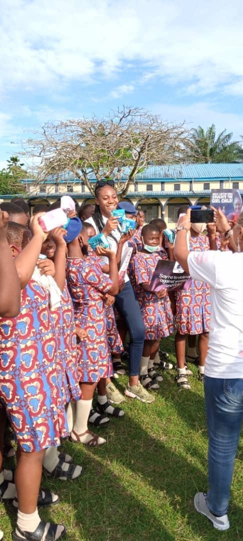 Queen Otelahu Oko reiterates Cross River State's resolve on quality Girl Child Education lindaikejisblog5