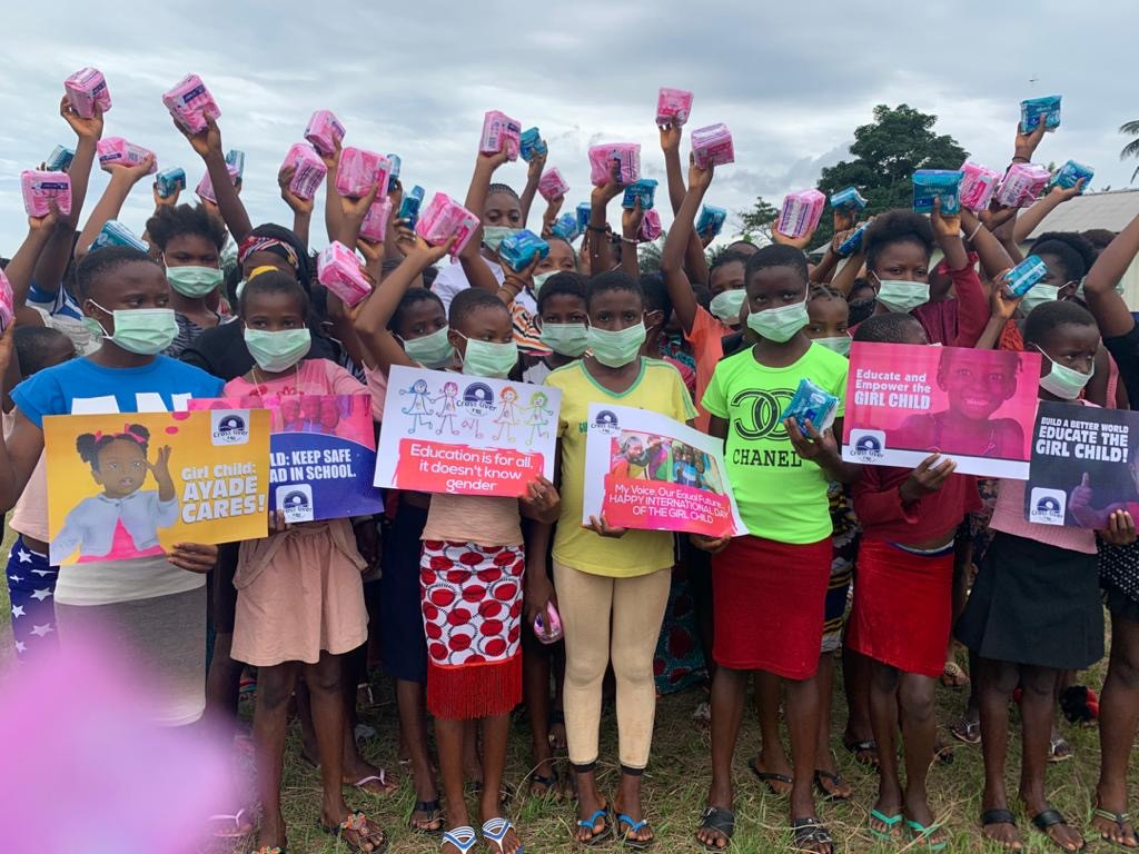 Queen Otelahu Oko reiterates Cross River State's resolve on quality Girl Child Education lindaikejisblog6