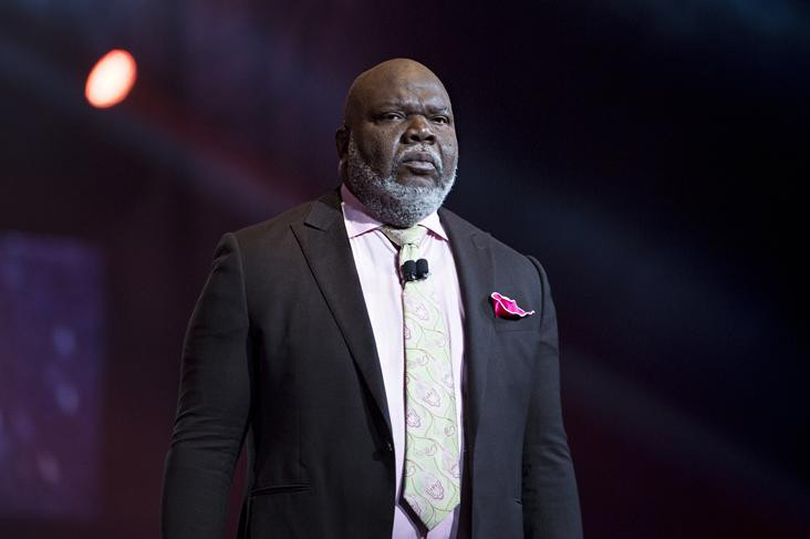 Injustice anywhere is a threat to justice everywhere - Bishop T.D Jakes lends voice to #EndSARS protest lindaikejisblog