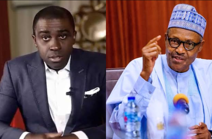 Frank Edoho calls out Buhari for laughing when Sanwo-Olu told him that #EndSARS protesters are seeking for compensation for those who lost their lives lindaikejisblog