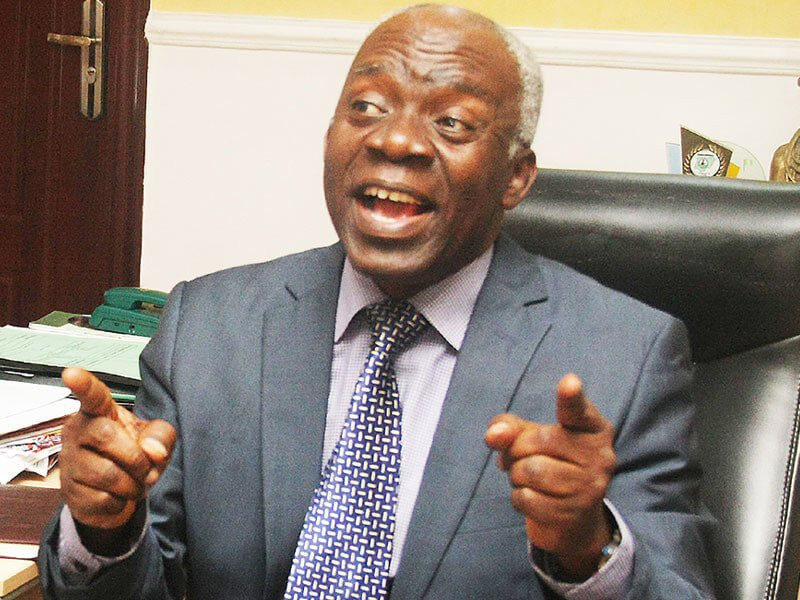 Nigerian police force training is colonial and completely primitive - Femi Falana lindaikejisblog