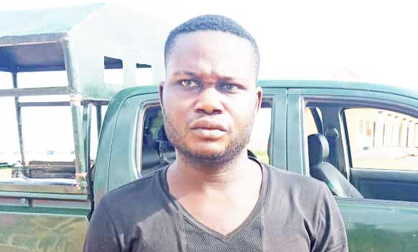 Late militant leader, Gana's commander arrested lindaikejisblog