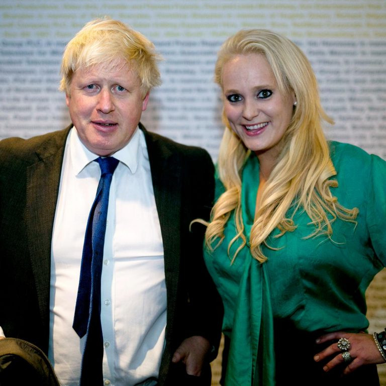 US tech entrepreneur, Jennifer Arcuri admits having an affair with UK prime minister Boris Johnson lindaikejisblog