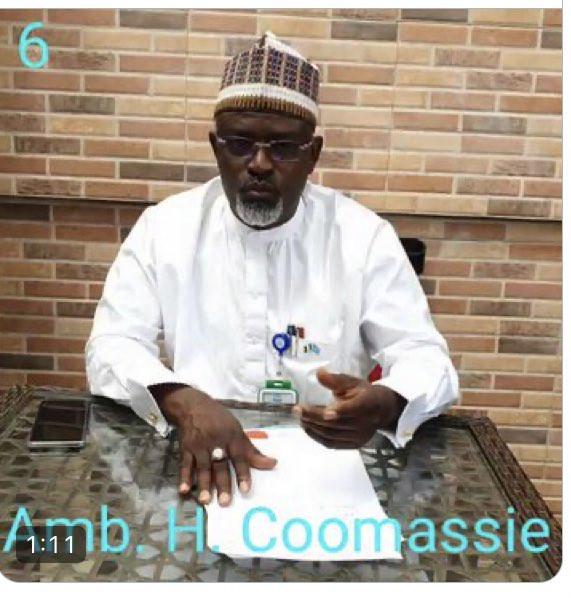 Ambassador Coomassie apologizes for telling President Buhari to use an iron-fist on #EndSARS protesters lindaikejisblog
