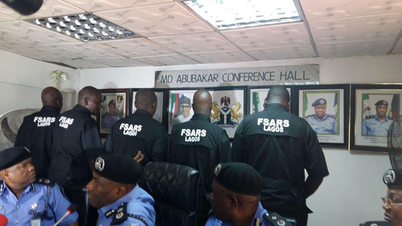 NHRC indicts 35 SARS operatives, seeks their dismissal and trial lindaikejisblog