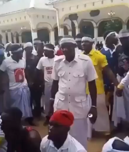 Former militant leader, Tompolo makes first public appearance in 4 years after being declared wanted by security agencies lindaikejisblog