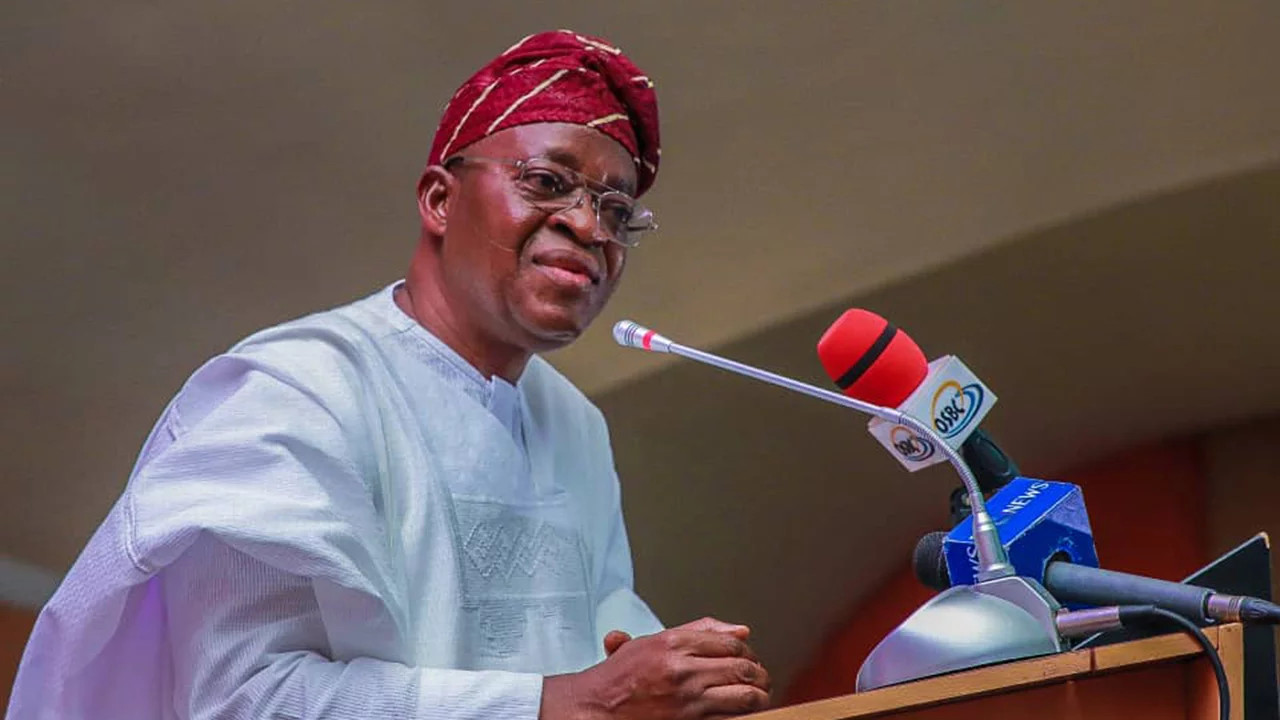 Governor Oyetola suspends 24-hour curfew in Osun state lindaikejisblog