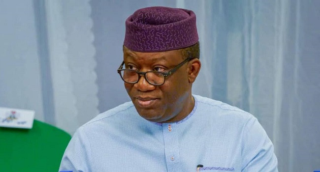 Looted items are not COVID-19 palliatives, they are poisonous - Ekiti government warns residents lindaikejisblog