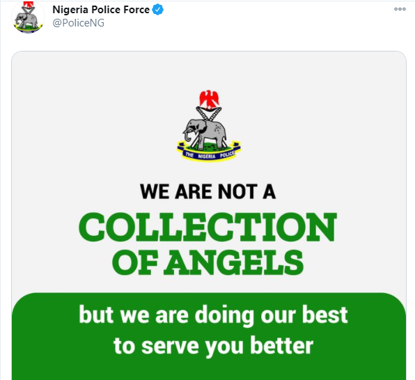 We are doing our best to serve you better - Nigerian police lindaikejisblog 1