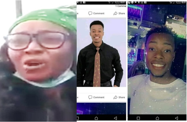 Nigerians counter womans claim of her son dying after the Lekki toll gate shooting lindaikejisblog