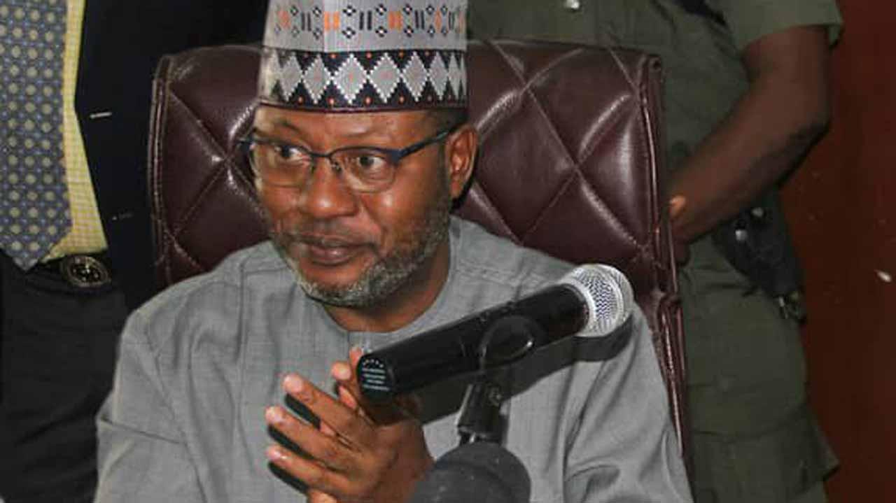 Our sensitive databases under attack  Minister of State for Science and Technology, Mohammed Abdullahi lindaikejisblog