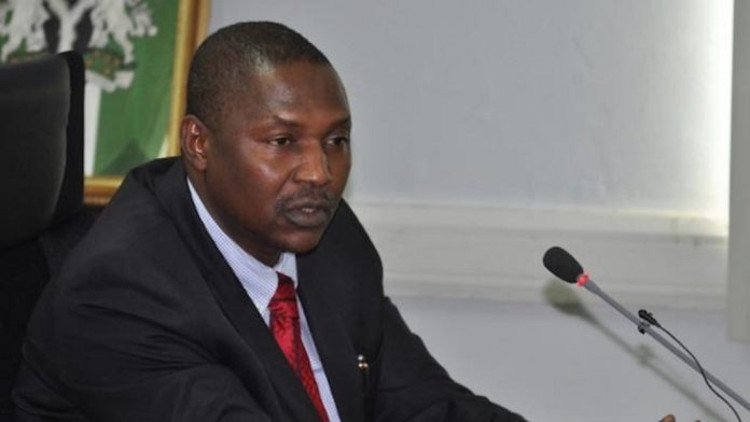 Nigeria is no longer among the countries with impunity for crimes against journalists - AGF, Abubakar Malami lindaikejisblog