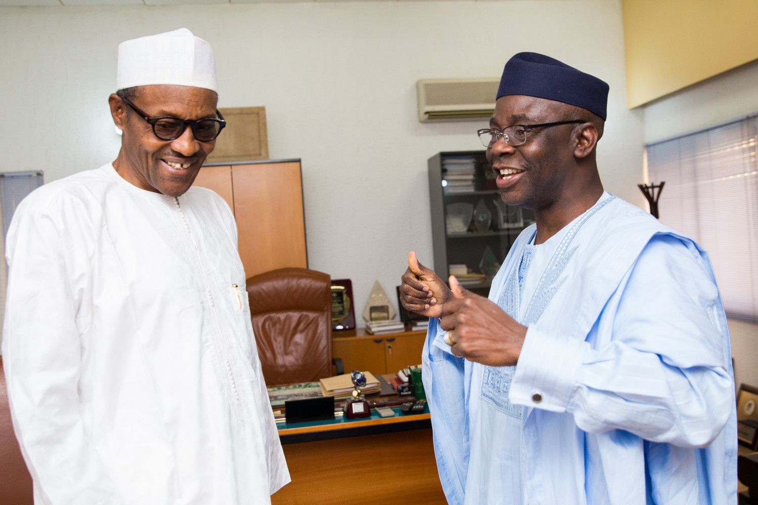 God should deliver Buhari from wicked counsels and counsellors who tell him life is sweet without giving him the reports from the streets - Pastor Tunde Bakare lindaikejisblog