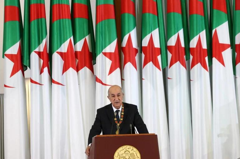 Algerias president, Tebboune tests positive for Coronavirus lindaikejisblog