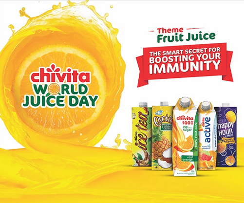 Chivita Celebrates World Juice Day