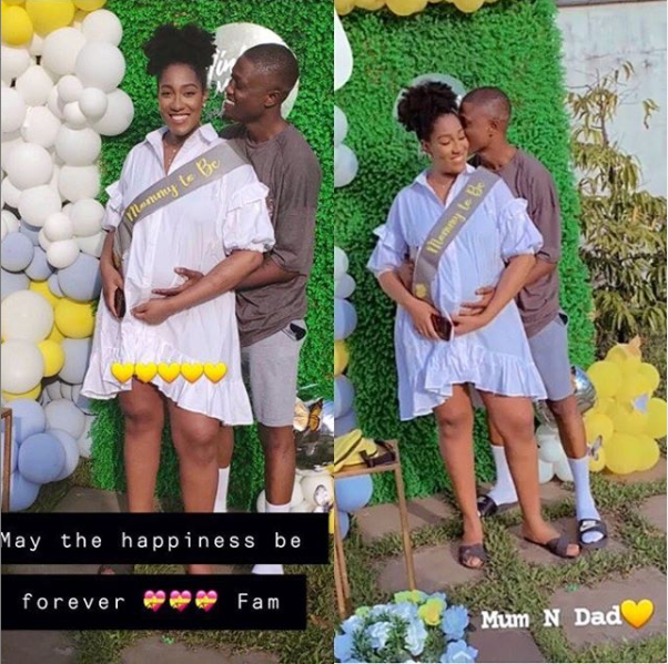 Rapper Vector expecting a baby with his girlfriend lindaikejisblog 1