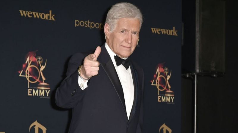 Jeopardy! game show host, Alex Trebek dead at the age of 80 lindaikejisblog